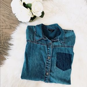 Joe's Denim Shirt
